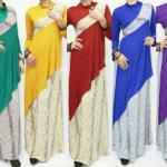 Busana-modis-Caresse-Maxi-Dress-120rb