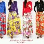 Busana-modis-Clarisa-Top-Skirt-Maxi-130rb