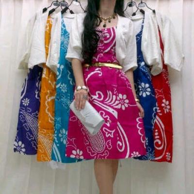 busana-modis-Dress-Batik-100rb