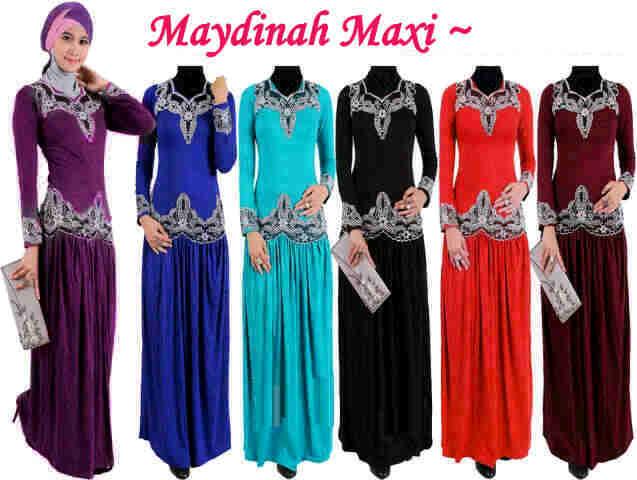 busana-modis-Maydinah-Maxi-130rb