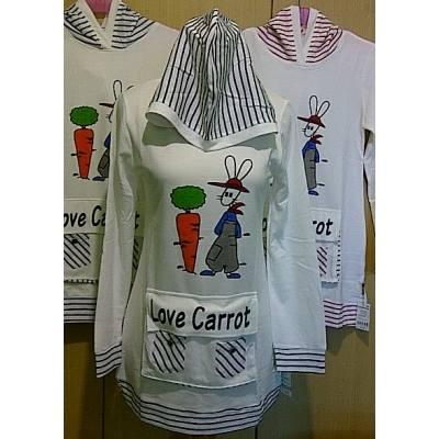 jaket carrot