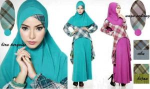Hijab Burberry 130rb