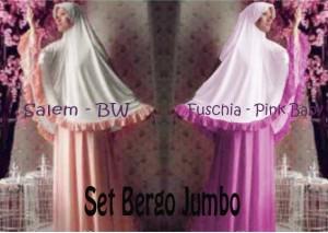 Hijab Burberry Blouse Bando 130rb