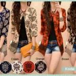 Blazer Cardi Batik