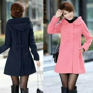 monique coat