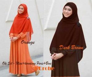 Oki Set Hijab 125rb