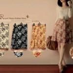 Royal Etnic Skirt