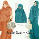 Jamila Hijab + cadar