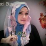 Jilbab Flowy Aisyah