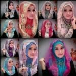 Jilbab Flowy Aisyah Warna