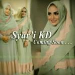 Baju Muslimah SYAR'I KD
