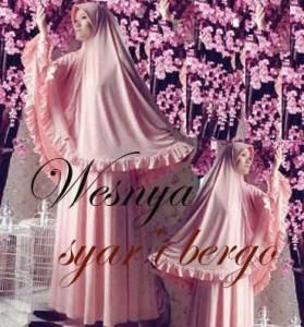 Baju Wesnya Syar'i