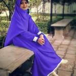 Baju Oki Benhur Blue Bergo