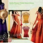 Butter Flower Maxi Dress