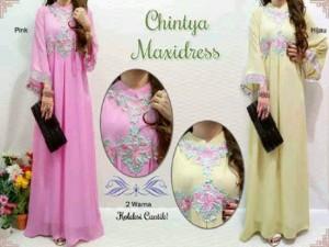Chintya Maxi Dress