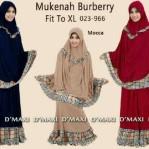 Mukena Burberry