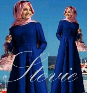 Stefie Maxi Blue