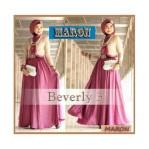 Beverly Maxi Marun 3