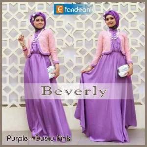 Beverly Maxi Purple