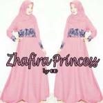 Maxi Zhafira Pink