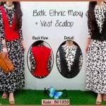 batik etnik maxi