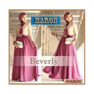 Beverly 3 Marun Maxi