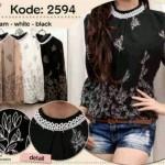blouse shirren