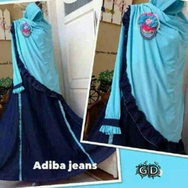 adibah blue