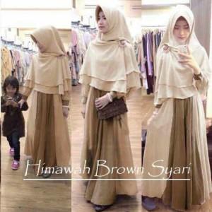 Himawah Brown Syar'i