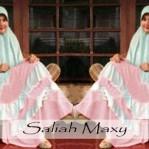 Salliyah Syar'i Bergo Set