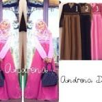 Andrenna Dress Maxi