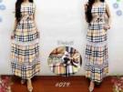 Burberry Maxi Dress