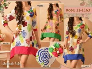 Flower Blouse 89rb