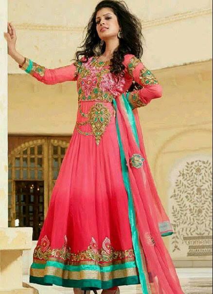 kajol maxi sari india