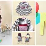 B2W2 Oshin Dress Set Pant-obi-doll Isi 5