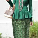 Miss Batika Hijau
