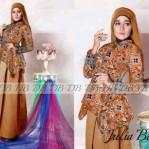 Batik Julia Orange