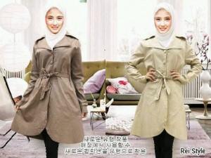 Rei Style Coat