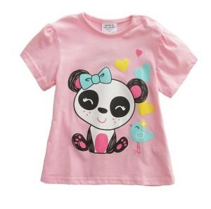 Cute Tee Baby Pink
