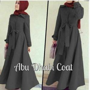 Abudhabi Coat Grey