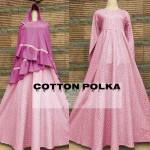 Maxi Polka Pink