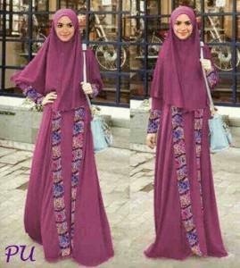 Hijabi Dusty Pink