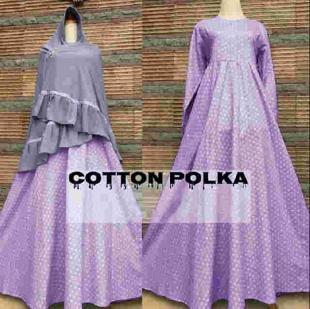 polka ungu
