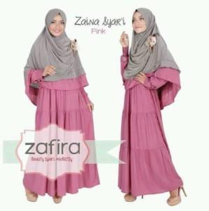 Zafira Pink Maxi