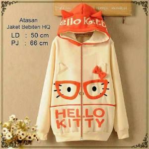 Jaket Hello Kitty