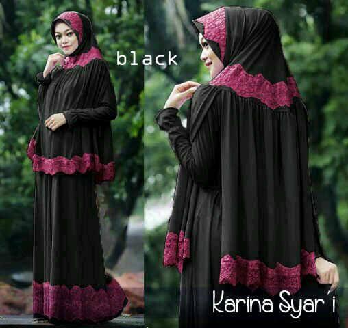 karina black