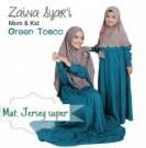 Cp Mom & Kids Green Tosca Zaina