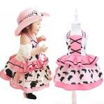 girly pink baby dalmantion