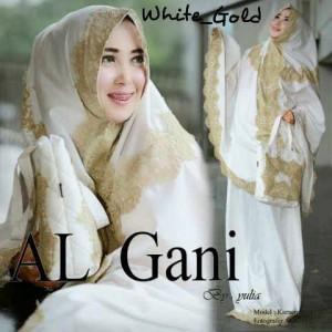 Algani Cream White