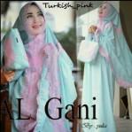 Al Ghani Biru Pink